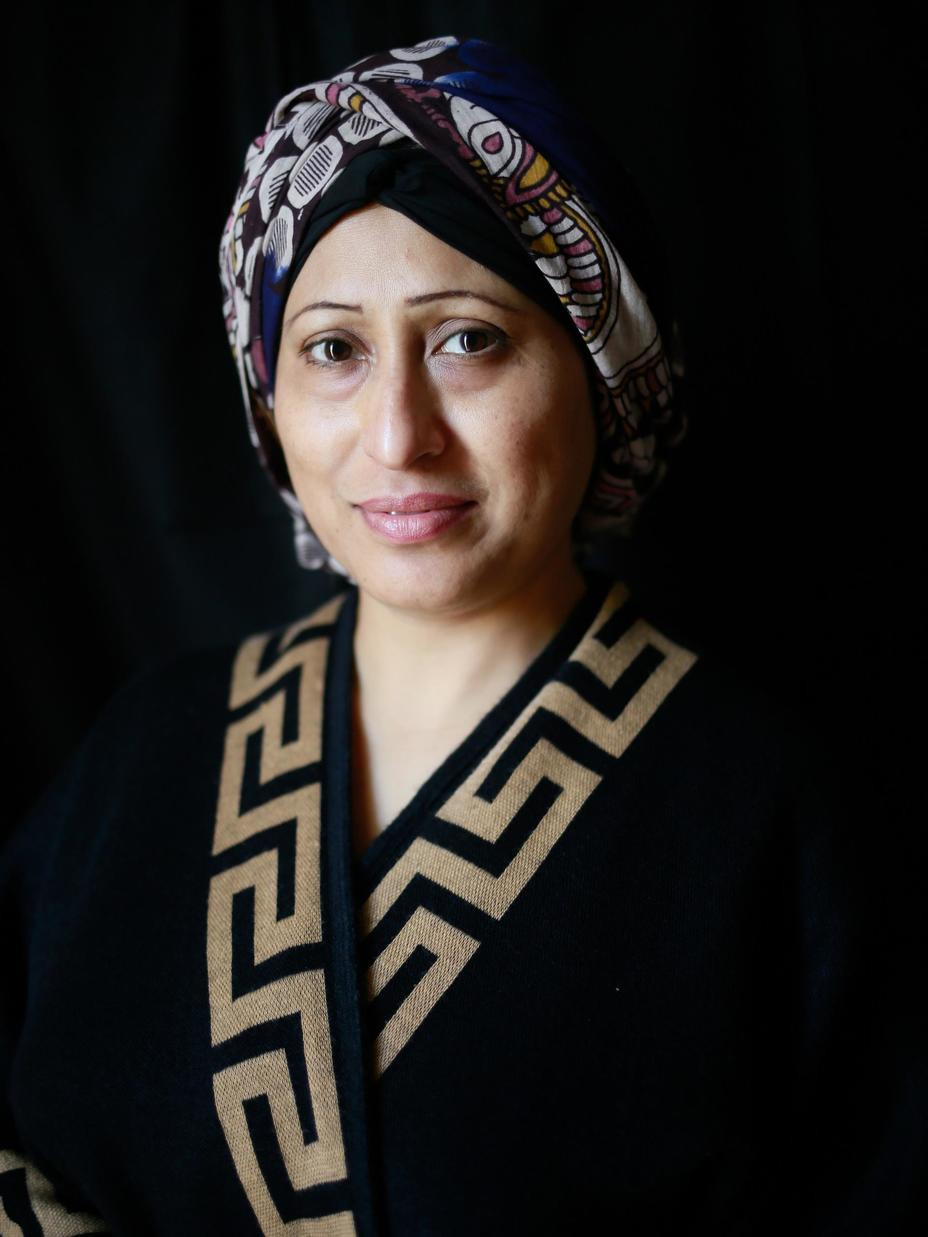 Razia Sultana has dedicated her life to raising up the voices of Rohingya women.
